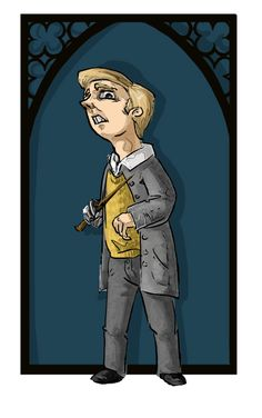 Peter Pettigrew by kissyushka.deviantart.com on @DeviantArt