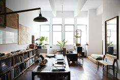 dining + living + bedroom...freunde von freunden