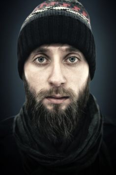 Photograph Self-Portrait by Alexandru Vorobchevici on Self, Beanie, Portrait, Photography, Fotografie, Photograph, Headshot Photography, Men Portrait, Beanies