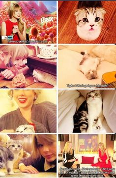 w/Meredith- personally like Olivia better but Meredith is still cute!