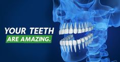 Amazing fact about our teeth....