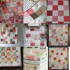 quilts, quilts, quilts  I need to start making quilts again.