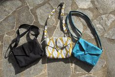 mes sacs de l'été – And She Sew Again