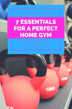 How to build your own home gym without breaking the bank- Do you need to workout from home? Check out this complete DIY home gym guide with 8 Best Cheap Home Exercise Equipment to build a home gym on a budget Workout Routines For Beginners, Fun Workouts, At Home Workouts, Workout Exercises, Running Workouts, Workout Gear, Best Home Workout Equipment, Exercise Equipment, Training Equipment