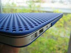 Macbook blue keyboard cover