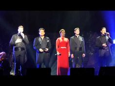 "▶ Il Divo: A Musical Affair ""Time To Say Goodbye"" March 29th, 2014 - YouTube"