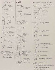 Yoga Sequence for Home Practice by Sara Strother