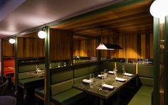 temper restaurant | gallery
