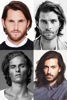 Men's Shoulder Length Hairstyles