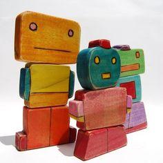 Robot stacking blocks (dead link, but still inspiring)