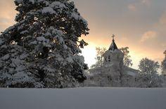 Gällivare kyrka, Gällivare - Sweden