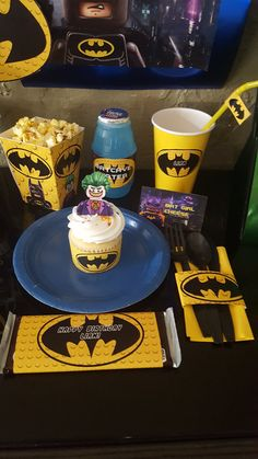 Lego Batman Movie Party Package by Busymommyprintables on Etsy