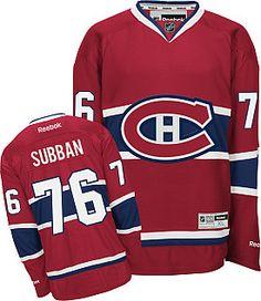 241931576 Reebok Montreal Canadiens P.K. Subban Premier Home Jersey -  Shop.Canada.NHL.com