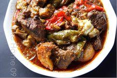 tastes like home: Kabset Baitenjan (Iraqi-style Beef & Vegetable Stew)