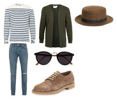 """""""#5"""" by outfit-men ❤ liked on Polyvore featuring Topman, Brunello Cucinelli, men's fashion and menswear"""