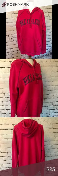 Nike Hoodie 71% Cotton 29% Polyester Super Comfy excellent Condition gently worn Hoodie Nike Tops Sweatshirts & Hoodies