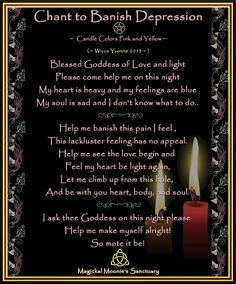 Magickal Moonie's Sanctuary  Sometimes we all need a little help and this is a great way using candle magick to help yourself. ♥    Blessed be    Magickal Moonie