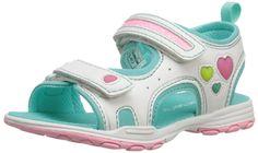 Carter's Light-Up Razzle Sandal (Toddler/Little Kid) * Unbelievable  item right here! : Girls sandals