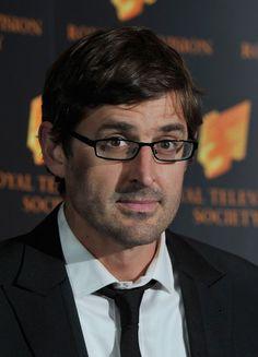 Soms denk ik dat het universum mij dringend in dezelfde kamer als Louis Theroux moet krijgen. Oke, ik denk dat dikwijls.
