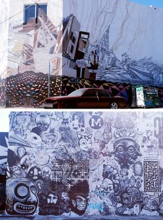 Wynwood Art District -Miami Blog Sites, Street Artists, Perception, Love Art, 2nd Birthday, Sick, Graffiti, Miami, Arts And Crafts