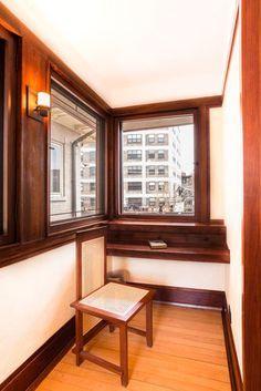 Frank Lloyd Wright AND interior - Recherche Google