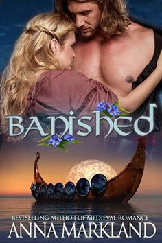 Warrior Woman Winmill: Banished. by Anna Markland. Historical Romance. ARC…