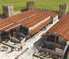 History of Chesters Roman Fort