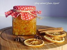 Smażona skórka pomarańczowa