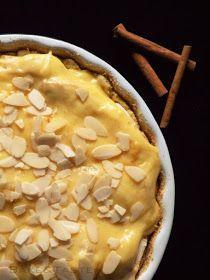 Bake&Taste: Tarta z jabłkami i budyniem