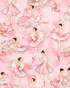 Tiny Dancer - Ballet Fantasy - Petal Pink