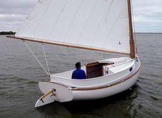 Cat Boat Plans