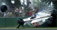 Safety in autosport Albert Park Melbourne, Australian Grand Prix, Lancia Delta, American Racing, British American, Espn, Safety, Honda, Bar