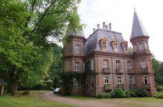 Chateau - Le Saulcy, Vosges, Lorraine
