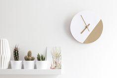 [DIY] Une horloge graphique - Hëllo BlogzineHëllo Blogzine