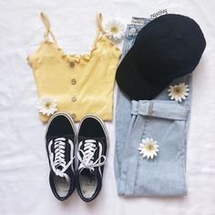 fashion trends: The best fashion outfits for women this summer - fashion-style.es - fashion trends: The best fashion outfits for women this summer - Casual Outfits For Teens, Teenage Outfits, Summer Fashion Outfits, Teen Fashion, Spring Outfits, Trendy Outfits, Womens Fashion, Fashion Trends, Guy Fashion