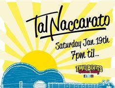 Tal Naccarato - Jan 19 2013