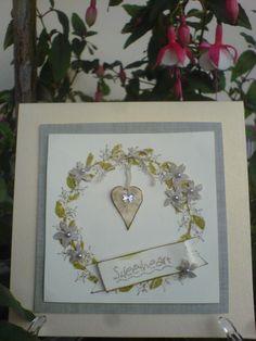 Wreath/Kränze - Card/Karten