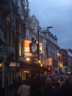 West End, London, UK