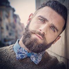 marcomu_short hair and groomed beard