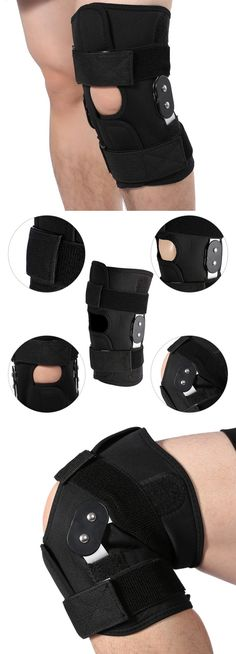 7a7ed7748f The hinged knee brace by StabilityPro™is ideal for active individuals with  weak, injured