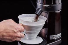 Hario Rolling Out a V60-Centric Electric Coffee Grinder
