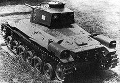 "A late variant Type 97 Shinho To ""Chi-Ha\"