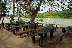 Boteco do Pará: Pastéis, caipifrutas e cerveja para acompanhar o pôr do sol -