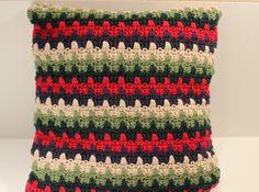 Crochet Pillow Pattern from Kimberlees Korner