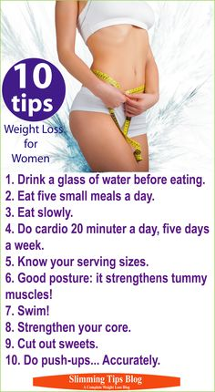 Hello ladies, If You wanna cut your some extra pound and want some quick  weight loss tips my today's article is for you. Find 6 Amazing weight loss tips  for woman.