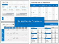 Project KickOff Presentation   Project KickOff Templates   SlideUpLift Project Timeline Template, Make A Timeline, Project Planning Template, Project Management Templates, Project Planner, Business Folder, Communication Department, Project Charter, Project Management Professional