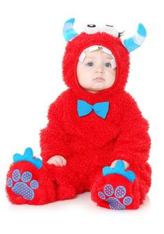 my little monster wholesale halloween costumes monster costumes and infant toddler - Baby Monster Halloween Costumes