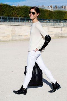 Детальки с улиц ч.2 (трафик) / Street Style / Модный сайт о стильной переделке одежды и интерьера