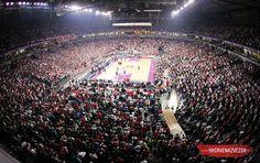 Más de 24.000 aficionados viendo al Estrella Roja. ¿Hicieron trampas con los datos? El club lo desmiente (Vídeo) #basketbol #basquetbol #kiaenzona #equipo #deportes #pasion #competitividad #recuperacion #lucha #esfuerzo #sacrificio #honor #amigos #sentimiento #amor #pelota #cancha #publico #aficion #pasion #vida #estadisticas #basketfem