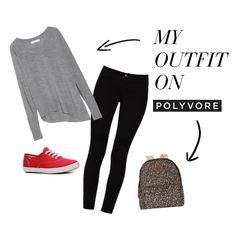 """""""Back To School (Fashion)"""" by selbeauty on Polyvore"""